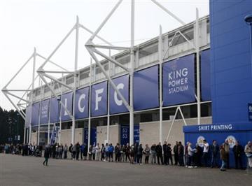 Leicester: hinchas hicieron fila desde las 3 am por la nueva camiseta