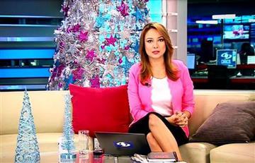Mónica Jaramillo presentó a su hijo en redes