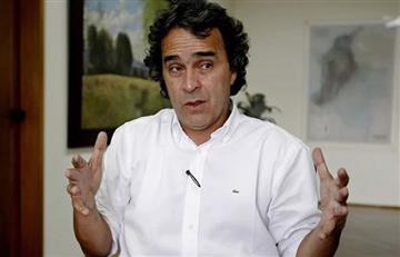 Sergio Fajardo inicia su carrera a la presidencia de Colombia