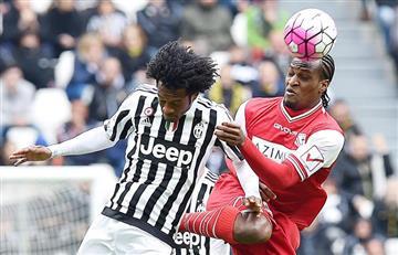 El Juventus de Cuadrado perdió contra el Verona
