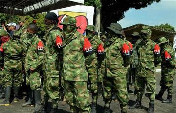 """ELN reitera que dehar de secuestrar """"tranca"""" el proceso de paz"""