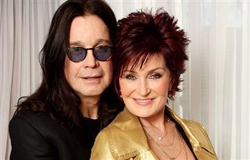 Sharon y Ozzy Osbourne se separan tras 33 años de matrimonio