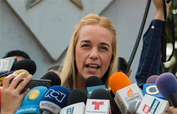 Lilian Tintori afirma que ha sido amenazada de muerte