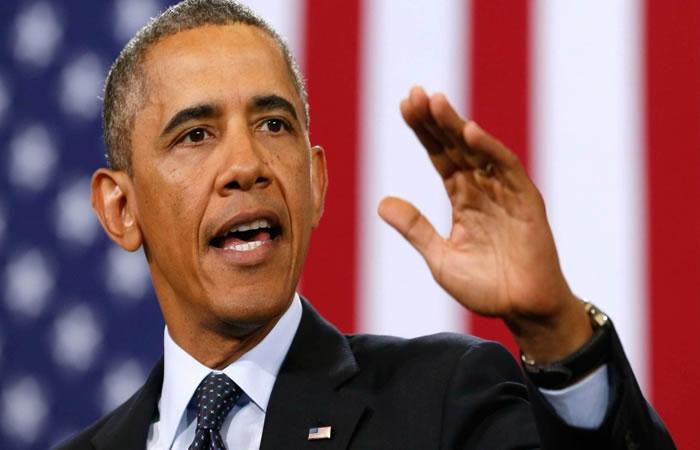 Presidente de los EE.UU. Barack Obama. Foto: EFE