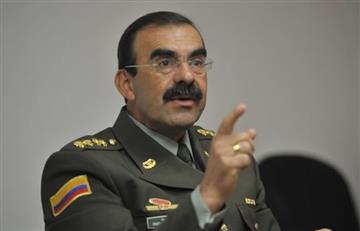 Pliego de cargos contra el general Rodolfo Palomino