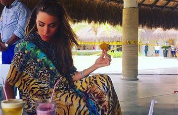 Sofía Vergara y sus mejores fotos en Cartagena
