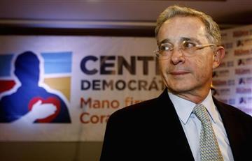 Uribe convocará resistencia civil a la firma de la paz