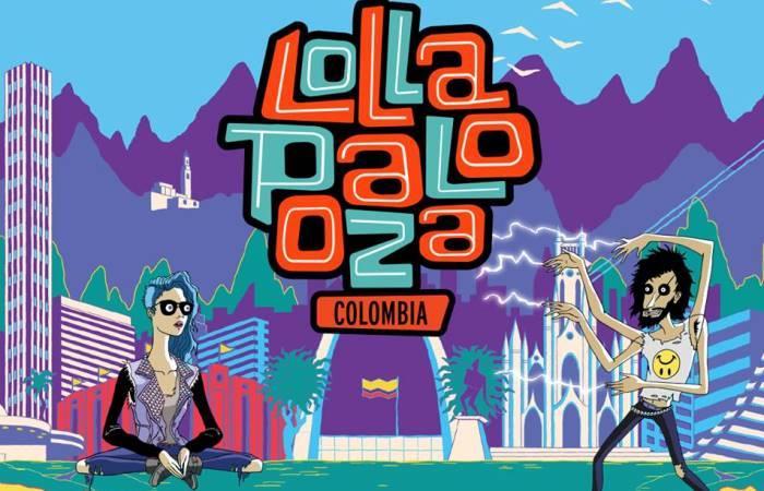 Fechas confirmadas para Lollapalooza Bogotá