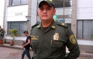Ányelo Palacio: Procuraduría revocó su destitución de la Policía