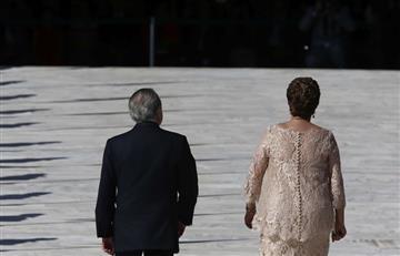"Dilma Rousseff: ""Jamás voy a desistir de luchar"""