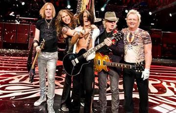 Aerosmith vendrá a Colombia por última vez