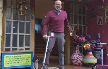 YouTube: Daniel Samper nos presenta su video sobre la próstata