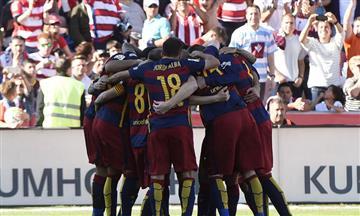 Barcelona se consagra campeón de España