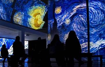 """Medellín se sumerge en la """"locura"""" de Van Gogh"""
