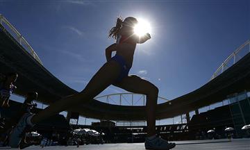 Colombia ganaoroen el Iberoamericano de Atletismo