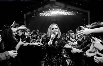 Adele estrena videoclip de Send My Love