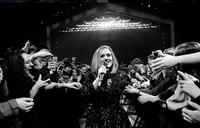 Adele estrena videoclip de Send My Love