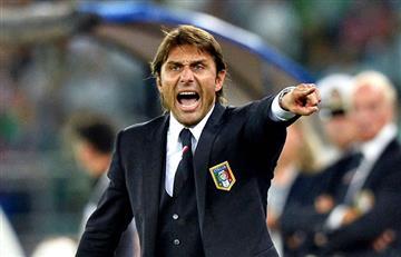 Antonio Conte fue absuelto de la acusación por fraude deportivo