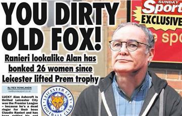 Leicester: hombre se hace pasar por Ranieri para acostarse con mujeres