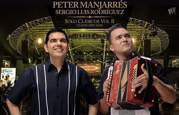 Peter Manjarrés se separa de Sergio Luis Rodríguez