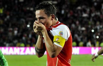 Luis Manuel Seijas y su despedida de Independiente Santa Fe