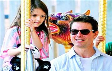 Tom Cruise cree que su hija está poseída