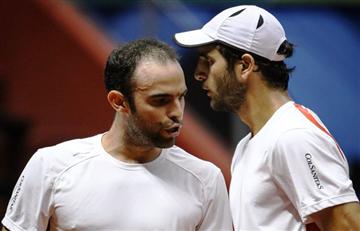 Colombianos Farah y Cabal en cuartos del ATP Niza