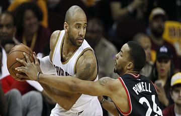 NBA: Cavaliers le pasa por encima a los Raptors