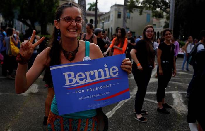 Primarias EE.UU.: Bernie Sanders supera a Hillary Clinton en Oregón