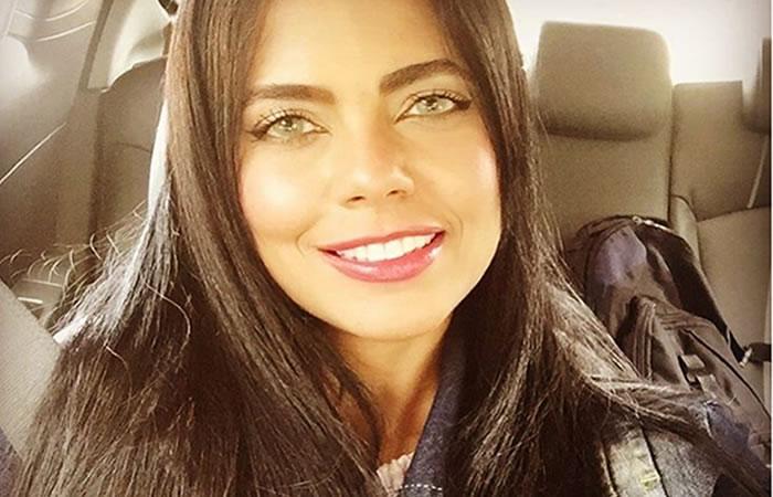 Tahiana Bueno, presentadora de Sábados Felices sufrió quemaduras en su cara