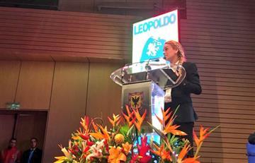 Lilian Tintori: Venezuela debería tener un presidente como Pastrana