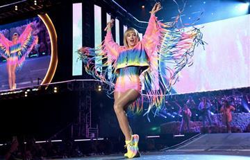 Taylor Swift revela sus secretos para lucir un cuerpo envidiable