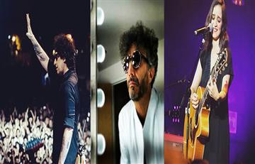 Julieta Vanegas, Fito Páez y Calamaro estarán en concierto en Colombia