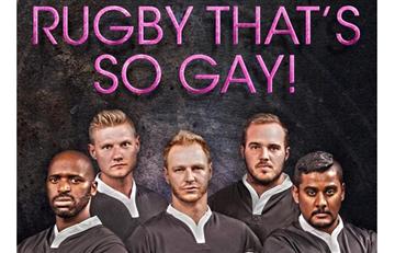 Un equipo de rugby en África se declara gay