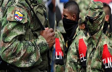 Capturados alias 'Cachama' y alias 'Don Conquista', cabecillas del ELN
