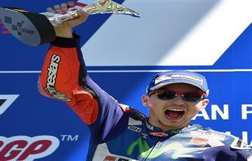 Moto GP: Jorge Lorenzo se impone en Mugello