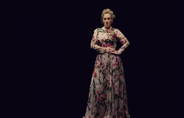 Adele: Video de 'Send My Love' causa mareo en redes sociales