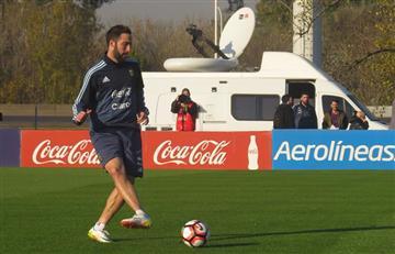 Copa América Centenario: Argentina ya entrena con 15 jugadores