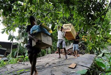 Sri Lanka: 92 muertos y 109 desaparecidos por lluvias