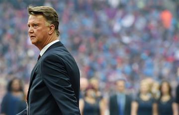 Van Gaal habría sido destituido del Manchester United