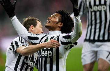 Cuadrado en los planes de la Juventus para pelear por la Champions