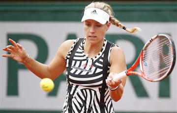 La ganadora del Open de Australia, fuera del Roland Garros
