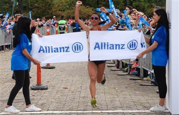 Orjuela y Tello ganaron la Allianz 15k