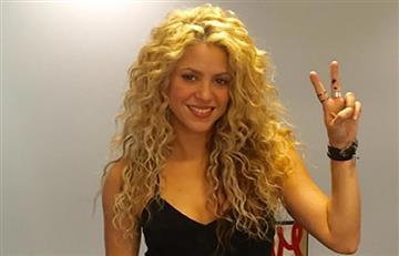 """Shakira criticada por su acento """"españolete"""""""