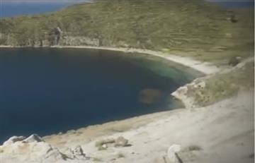 Sirena fue vista en Titicaca