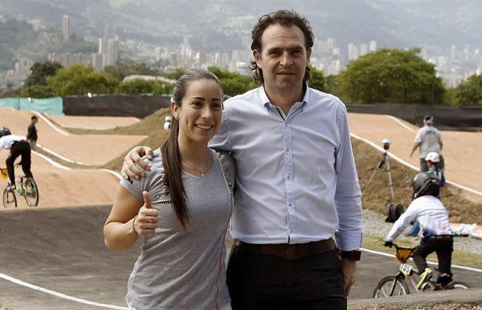 Comienza el Mundial de BMX en Medellín
