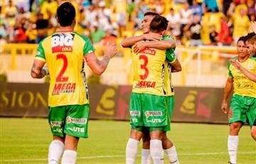 Real Cartagena cerró con triunfo la fecha 15 de la B