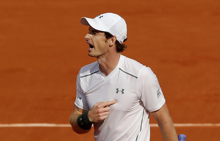 Roland Garros: Murray gana en 7 horas y un cuarto