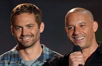 Vin Diesel recuerda a Paul Walker con emotivo mensaje