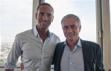 José Mourinho firmó con el Manchester United